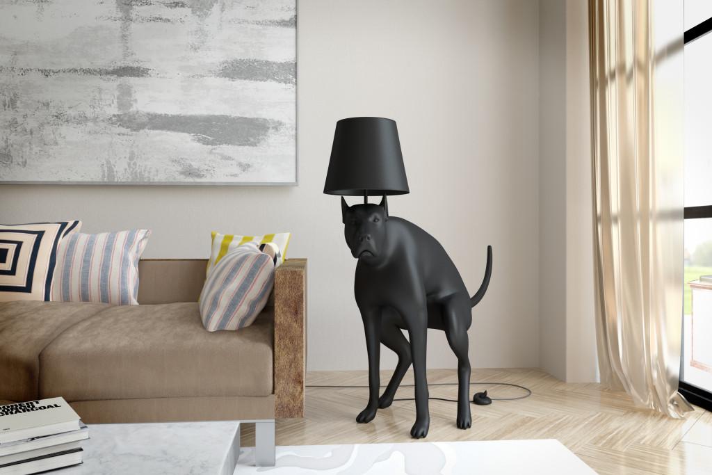 Good Boy Floor Lamp Your London Pet Sitter